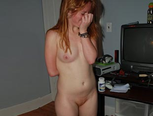 my girlfriend is really shy during sex